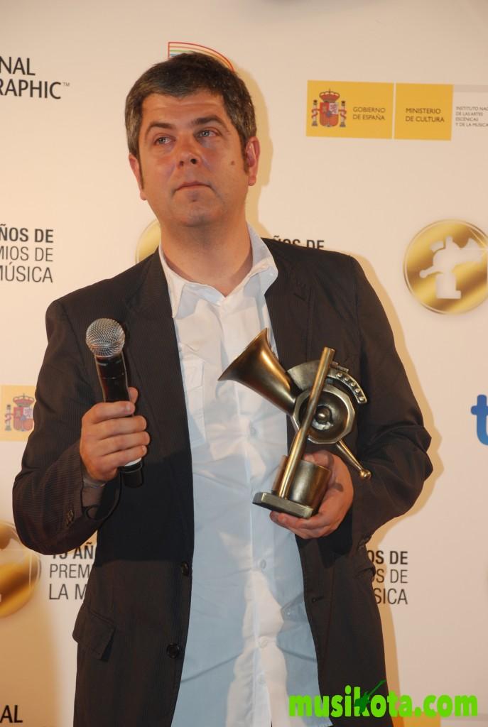 Premios de la Musica Madrid