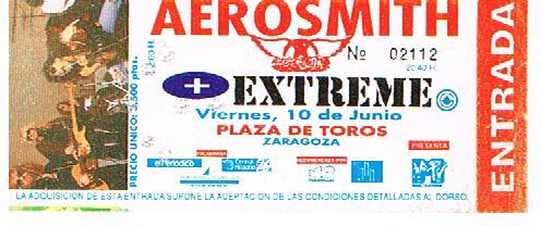 Aerosmith + Extreme